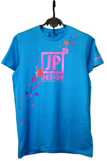 T-Shirt JPdesign Flower