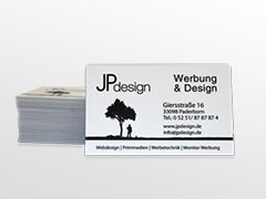 Visitenkarten Gestaltung Direkt Vom Designer